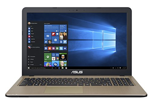 "Asus X540SA-XX311T Portatile, Display LCD da 15.6"" HD, Processore Intel N3060, RAM 4GB, HDD da 500GB, Marrone"