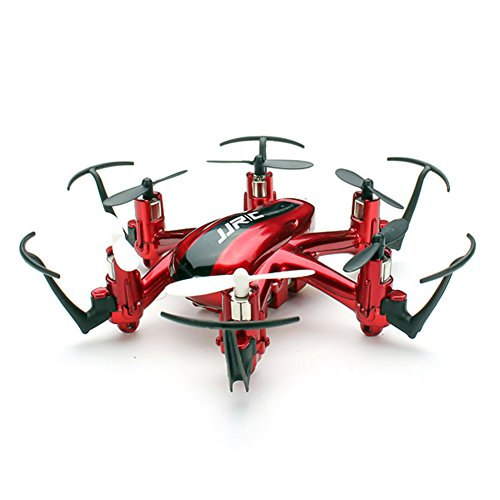 Haibei H20 Hexrcopter 2.4G 4 canali 6 Axis Gyro Rc Drone Quadcopter Headless 3D Modalità Rollover (Rosso)