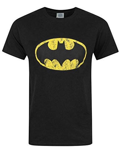 Uomo - Official - Batman - T-Shirt (M)