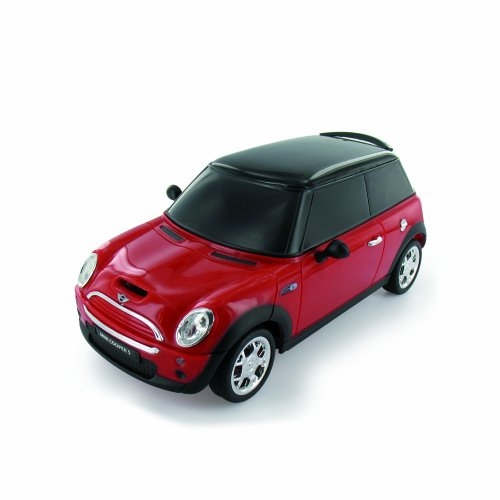 BeeWi BBZ251 - Mini Cooper Telecomandata via Bluetooth da iPhone, iPad e iPod Touch