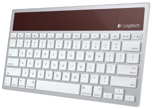 Logitech 920-003874 Wireless Solar K760 Tastiera Layout Italiano QWERTY