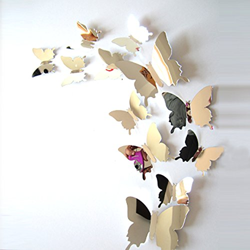 Web store point affiliato ufficiale di amazon - Farfalle decorative per pareti ...