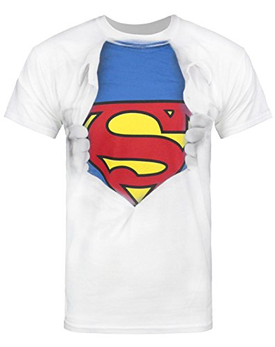 Uomo - Official - Superman - T-Shirt (S)