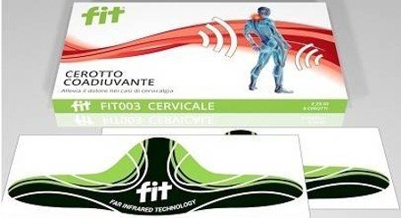 Cerotto Fit Patch - Cervicale