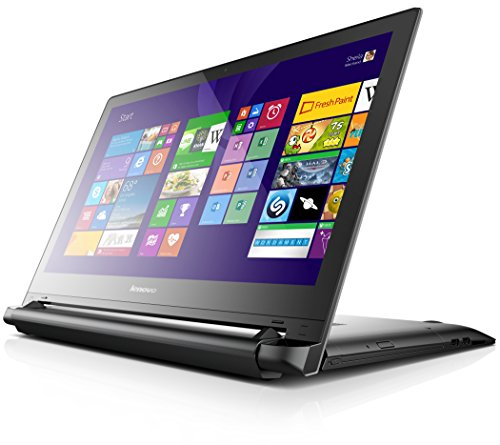 "Lenovo Flex2-15d Notebook, Italian Unit, 15.6""/39.6cm, HD 1366x768, LED-Backlight, Nero"