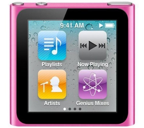 Apple iPod nano 8 GB, colore: Rosa