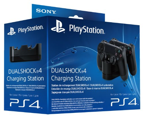 PlayStation 4 - Base di Ricarica per Dualshock 4