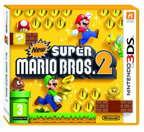 Nintendo Super Marios Bros 2, 3DS