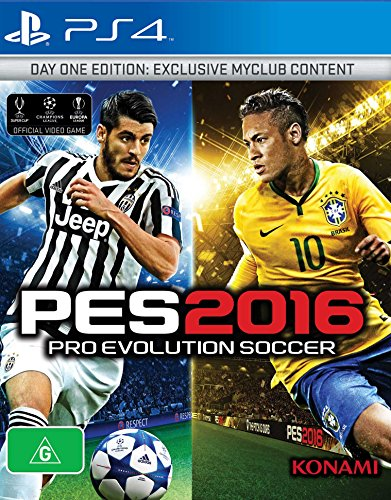 PES 2016 : Pro Evolution Soccer Day One Edition