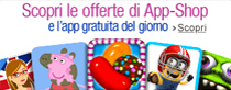 Scopri le Offerte di App-Shop