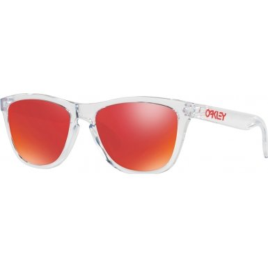 Oakley - Occhiali Da Sole Frogskins (55 mm) transparente