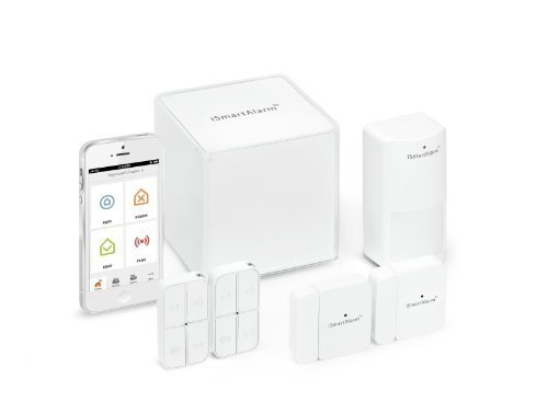 iSmart Sistema di Alarme Home Security Starterpaket