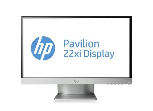 HP Pavilion 22xi Monitor con Retroilluminazione LED IPS da 21,5 Pollici