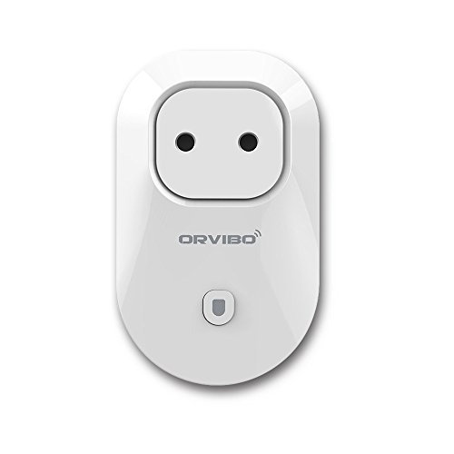Andoer Orvibo S20 EU Presa WIFI Remote intelligente remoto via WIFI Smart Timer Plug Socket di alimentazione Interruttore di smartphone spina di parete di telecomando wireless Home Appliance Automation