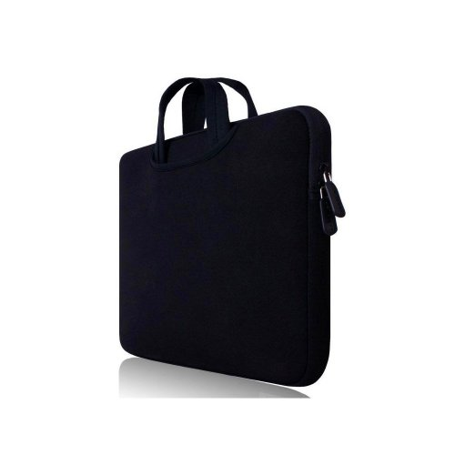 "Coodio® Universale 15.6"" Laptop Custodia Borse Handbag + Accessorio Bag Per PC portatili Apple Macbook Pro Retina 15 (Fit all 15.6 inch ultrabook laptop notebook) - Colore Nero"