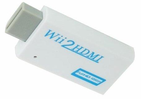 WII a HDMI Convertitore Adattatore Digitale Full Hd Hdmi Audio Video Convertitore Adattatore 1080P