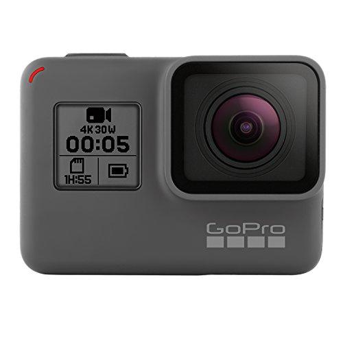 GoPro HERO5 Videocamera 12 MP, 4K/30 fps, 1440p/80 fps, 1080p/120 fps, Wi-Fi, Bluetooth [Italia]