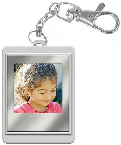 Bresser KPF 15 Cornice digitale con portachiavi (Memoria interna 8 MB)