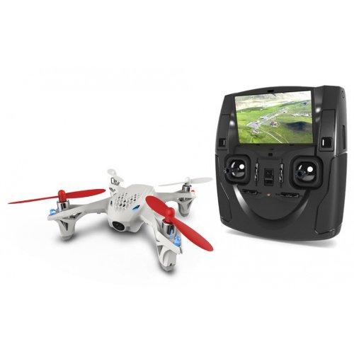 Hubsan X4 H107D FPV RC Quadcopter diretta Trasmettitore LCD, drone, FPV Live Video e Audio Streaming registrazione, normale alla modalità Expert
