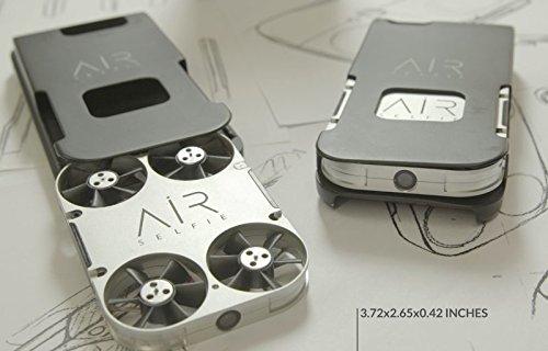 Airselfie mini Drone tascabile + powerbank professionale …
