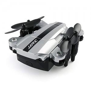 BlackPJenny JJRC H54W 480P RC Quadcopters Giocattolo Pieghevole Mini RC Drone WiFi FPV Telecamere Waypoints G-Sensor Controllo vocale Elicotteri