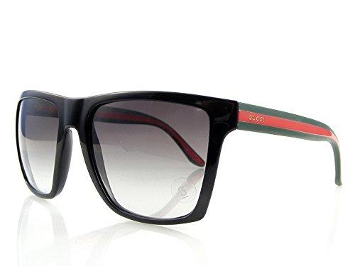 Gucci Occhiali da sole Da Donna 3535/S / 51N/PT: Nero / Rosso / Verde