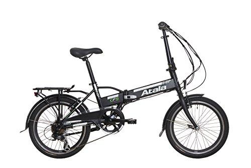 Bicicletta Atala eBike E-ZIP 20 6V 36V 40 con pedalata assistita