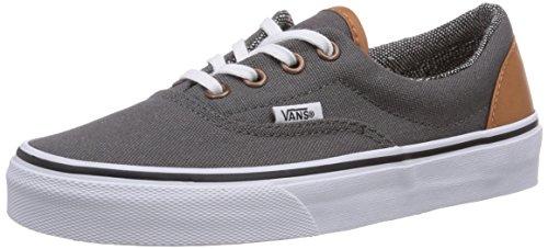 Vans ERA, Low-Top Sneaker unisex adulto, Grigio (Grau ((C L) pewter/tw F7Y)), 40.5