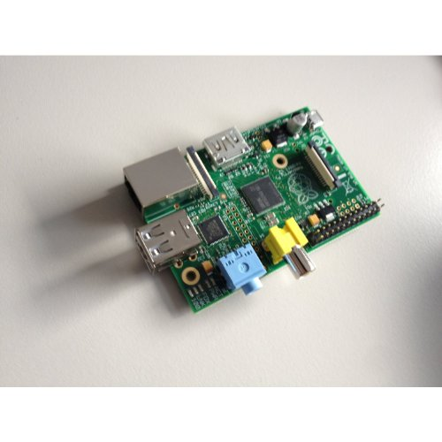 RASPBERRY PI (MODEL B, REV 2.0, 512MB)