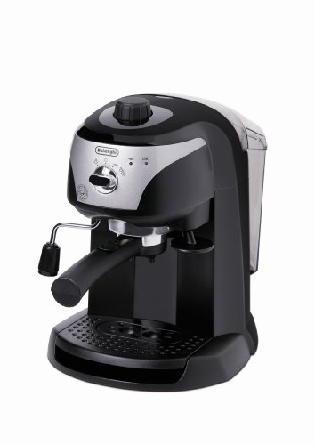 De'Longhi EC220CD.B macchina per caffè espresso con pompa, 1100W