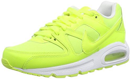 Nike Air Max Command (Grade-School), Sneaker bambini Giallo giallo 39, Giallo (Gelb (Volt/volt-white-volt)), 39