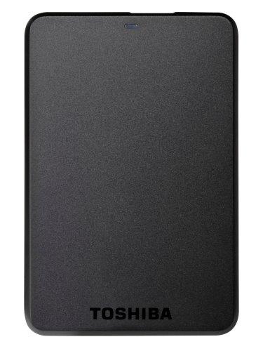 Toshiba 1.0 TB 2.5 STOR.E BASICS USB 3.0 Nero opaco