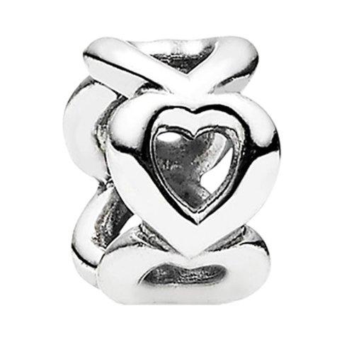 Pandora 790454 - Bead componibile da donna, argento sterling 925