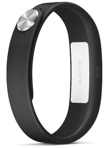 Sony SmartBand SWR10, Nero
