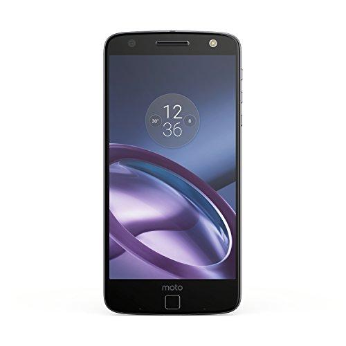 Lenovo Moto Z Smartphone, Memoria Interna da 32 GB, Nero [Italia]
