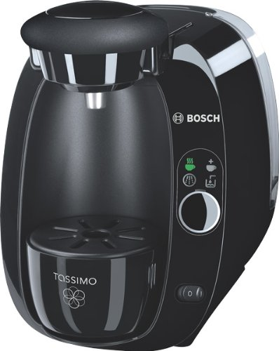 Bosch Tassimo TAS2002 Macchina per bevande varie colore: Nero lucido