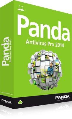 Panda Antivirus Pro 2014, Retail MiniBox, 3 Licenze, 12 mesi