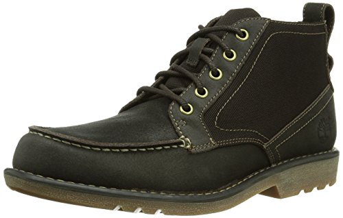 Timberland EK City Escape FTM_Plain Toe, Stivaletti modello Chukka Uomo, Marrone (Braun (DARK BROWN)), 42