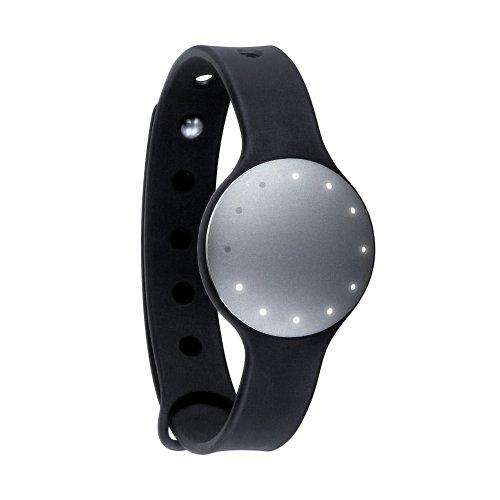 Mistfit Wearables, Monitor di attività fisica Personal Physical Activity Tracker Shine Monitor , Grigio (Chrome)