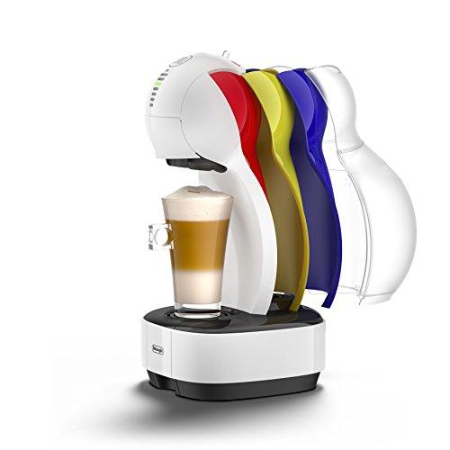 Nescafé Dolce Gusto Colors EDG355.W1 Bianco Macchina per Caffè Espresso e Altre Bevande in Capsula Con 48 capsule in omaggio