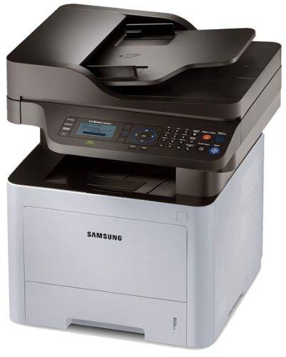 Samsung ProXpress M3370FD Multifunzione Monocromatica 4 in 1, Bianco/Nero