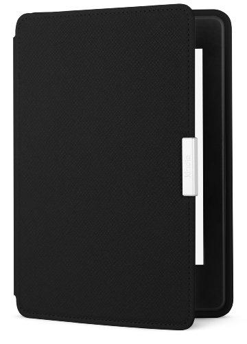 Custodia Amazon in pelle per Kindle Paperwhite, colore: Onice (adatta solo per Kindle Paperwhite)