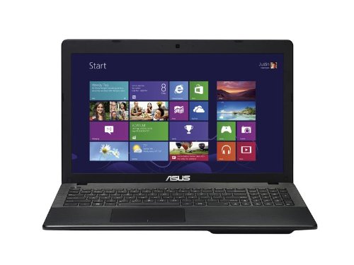 Asus X552CL-SX050H Notebook, Display LCD 15.6 Pollici LED, Processore Intel Core i7-3537 2.0 GHz, RAM 4 GB, HDD 500 GB, Windows 8, Nero