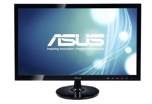 Asus VS248H 61cm (24 Pollici) LED Monitor (VGA, DVI-D, HDMI) nero