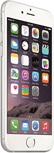 APPLE iPhone 6 - 16 GB - 4G - Argento (NUOVO)