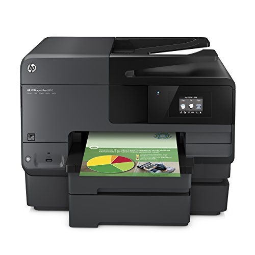 HP Officejet PRO 8610 Stampante multifunzione all-in-one