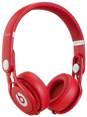 Beats by Dr. Dre Mixr Cuffie On-Ear - Rosso