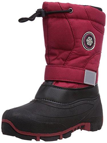 Canadians - Stivali con caldo rivestimento interno, Unisex - adulto, Rosso (Rot (red 506)), 37