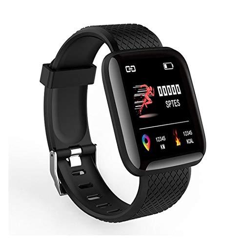 Inseguitore di Fitness del Braccialetto di Polsino di Sport Impermeabile Impermeabile di Bluetooth Smartwatch