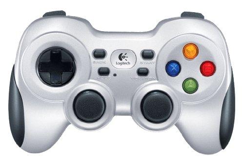 Logitech F710 Gamepad, Nero